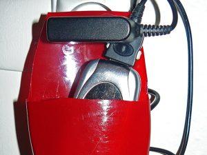 Un destin hors du commun : shampoing et téléphone