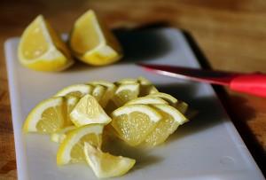 4 - Couper citron
