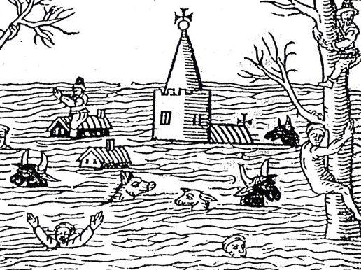 Conte – L'inondation